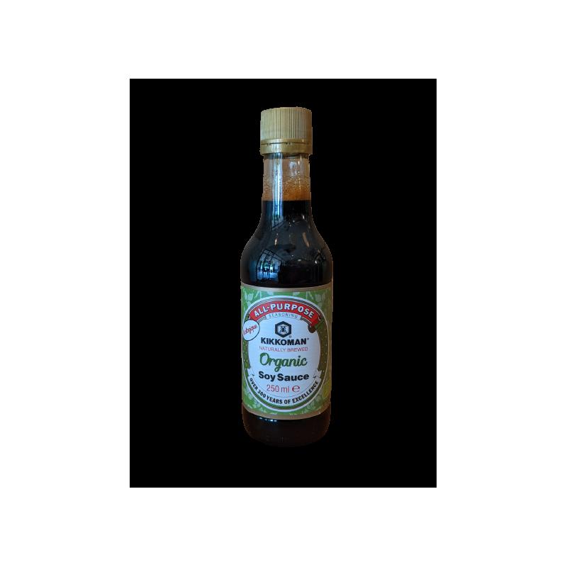 Sauce soja bio 250ml Kikkoman